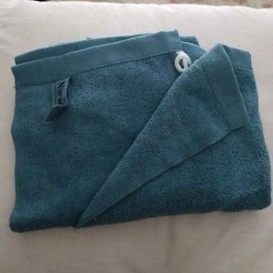 Norwex Hand Towel, Teal